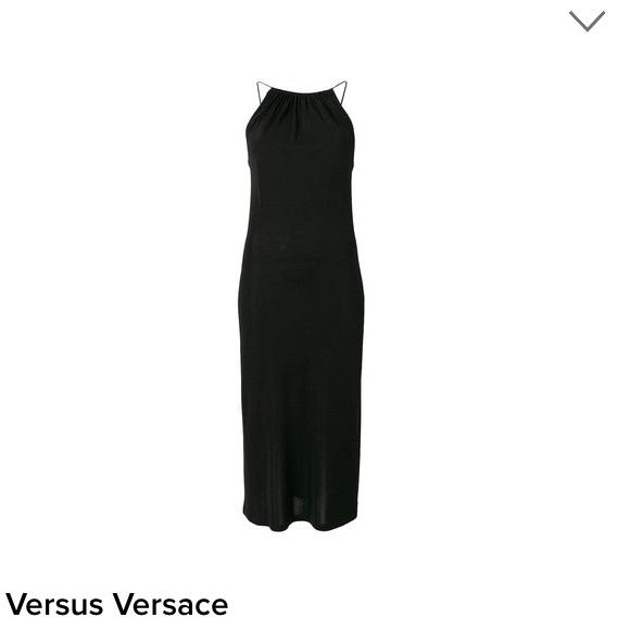 Versus By Versace Dresses & Skirts - Versus Versace Vintage Strappy Dress